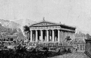 Olympia Temple of Zeus Restoration
