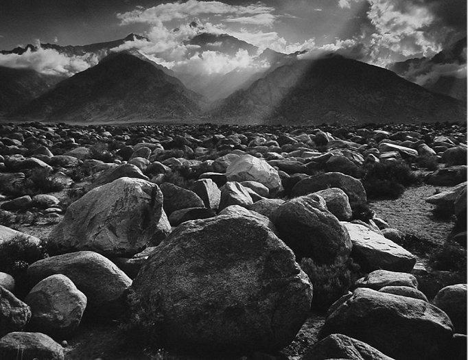 Adams_Mount_Williamson_Sierra_Navada_1944