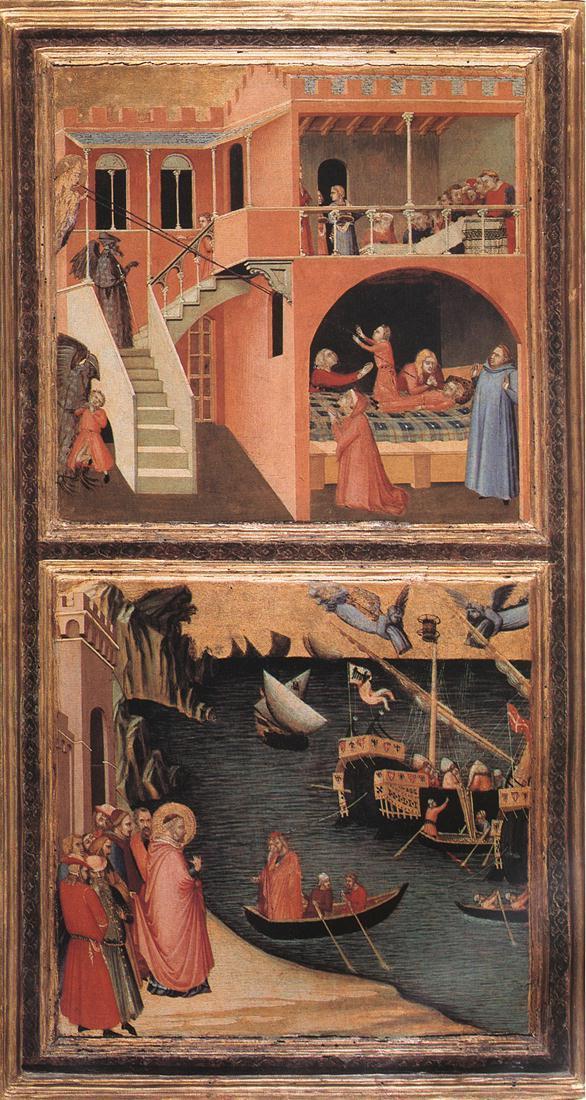 Ambrogio_Lorenzetti_St_Nicholas_1320s