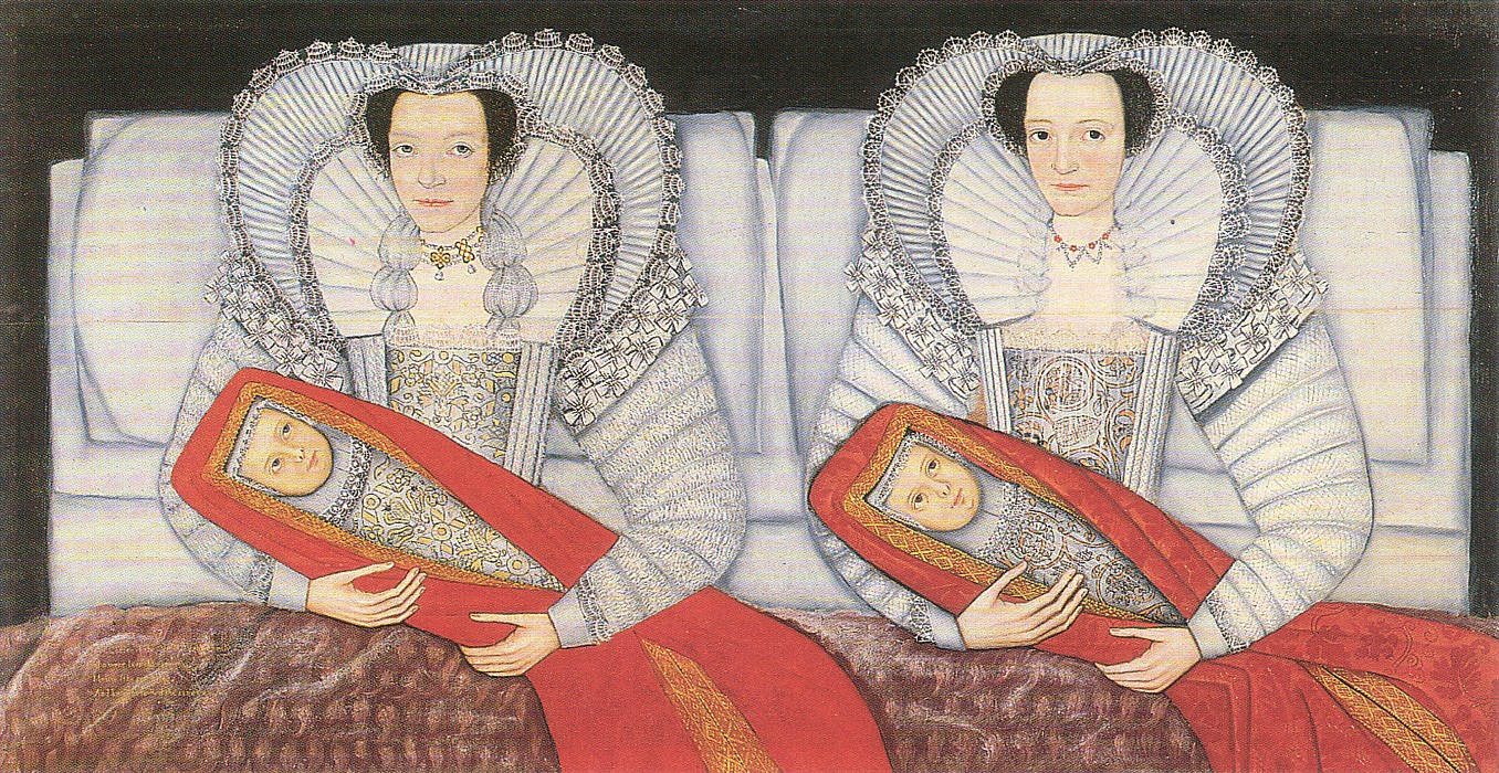 Anon, Cholmondeley Women, c1600