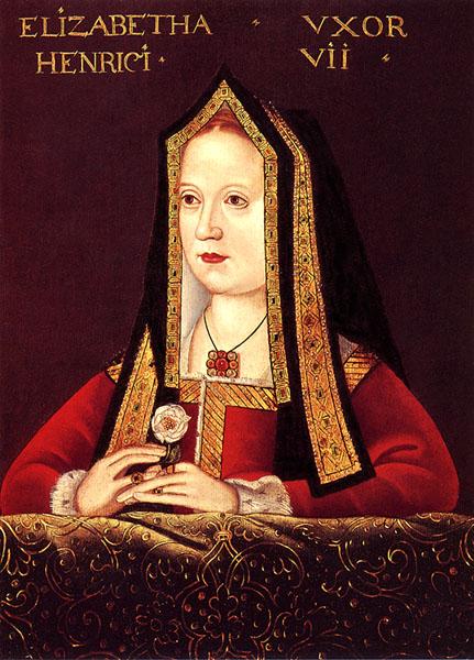 Anon Elizabeth of York
