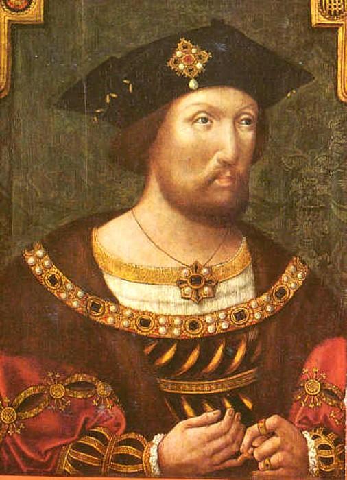 Anon Henry VIII c1520