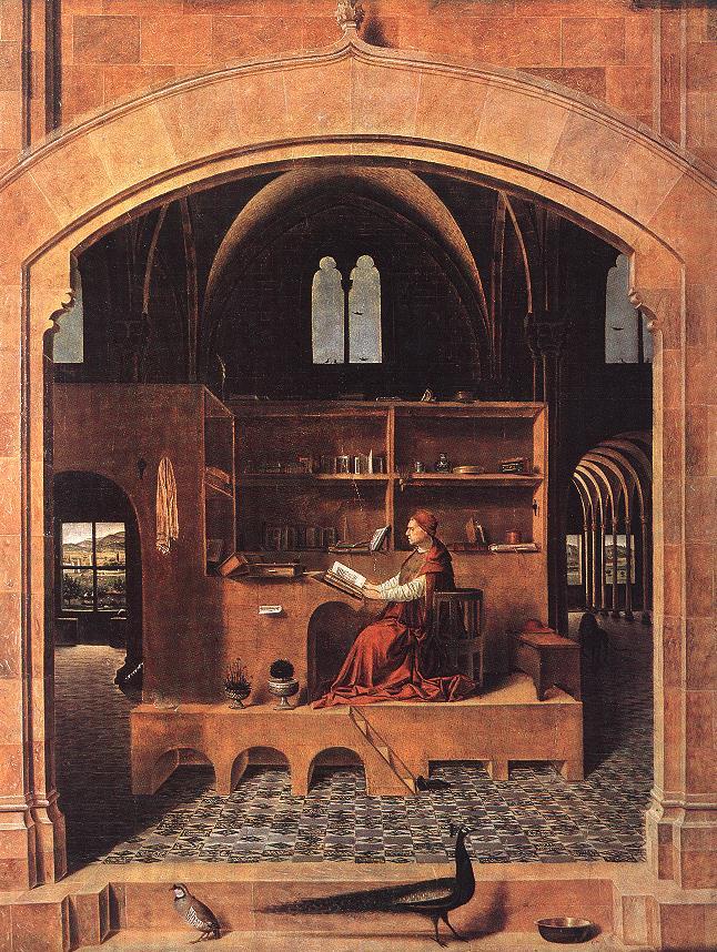 Antonello_St_Jerome_in_his_Study_1460