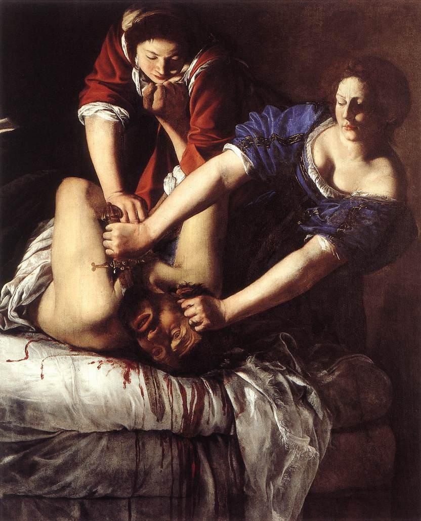 Artemisia_Gentileschi_Judith_Decapitating_Holofernes_c1618