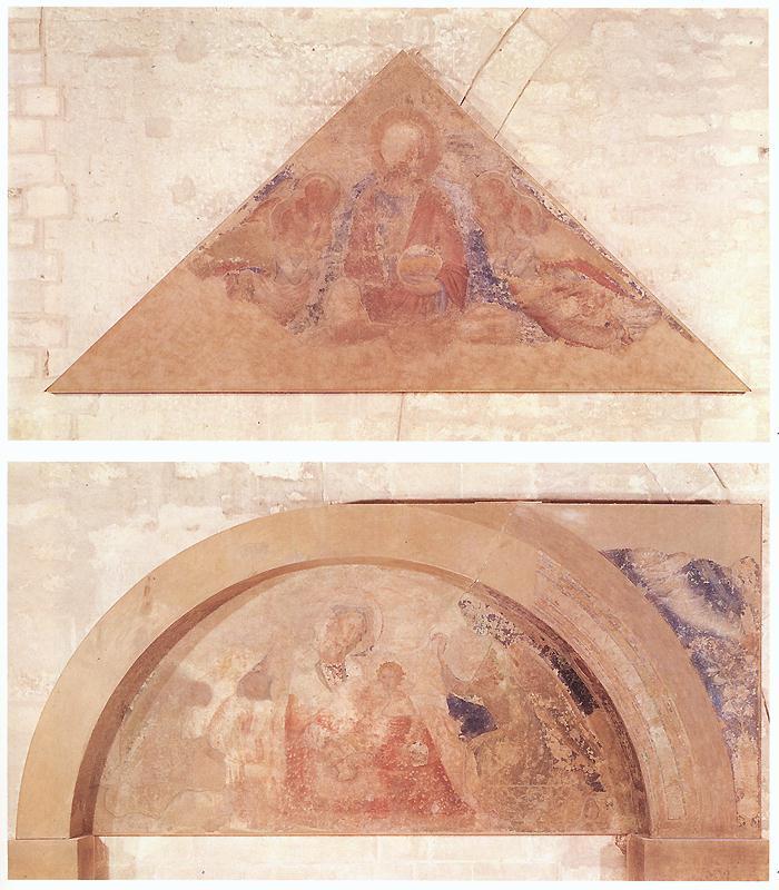 Avignon_Notre_Dame_de_Doms_fresco