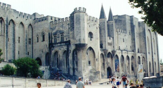 Avignon_Papal_Palace
