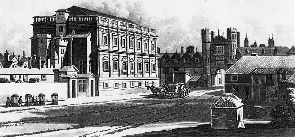 banqueting_house_whitehall_1669_engraving banqueting house plan house ...