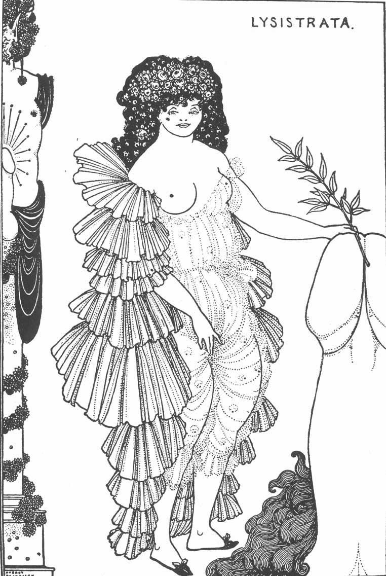 Beardsley_Lysistrata_1896