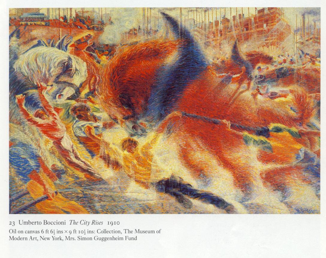Boccioni_The_City_Rises_1910