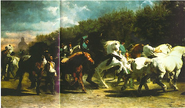 Bonheur_The_Horse_Fair_1853