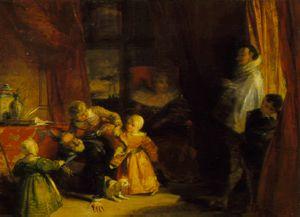 Bonington_Henry_IV_and_the_Spanish_Ambassador_1827-8