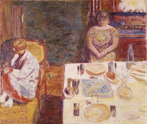 Bonnard_Before_Dinner_1924