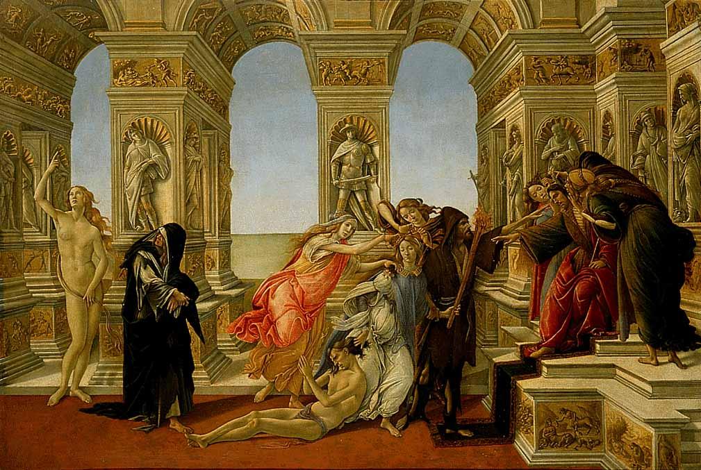Botticelli_Calumny_of_Apelles_1485