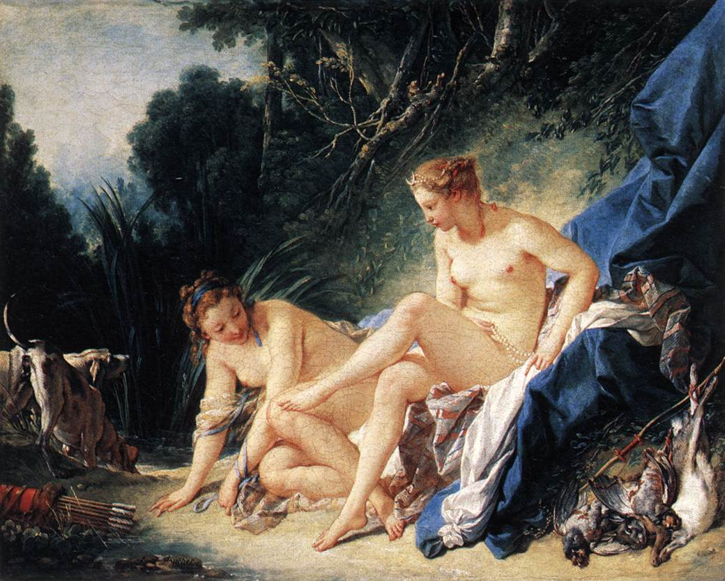 Boucher_Diana_Resting_After_Her_Bath_1742