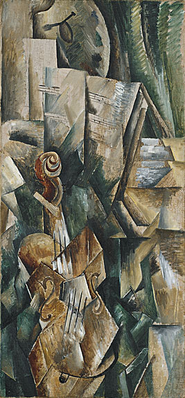 Braque_Violin_and_Palette_1909