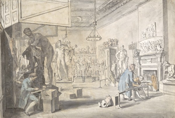 Burney_The_Antique_School_at_Old_Somerset_House_1779