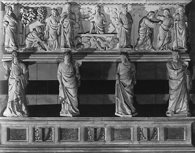 Camaino_Tomb_Cardinal_Petroni