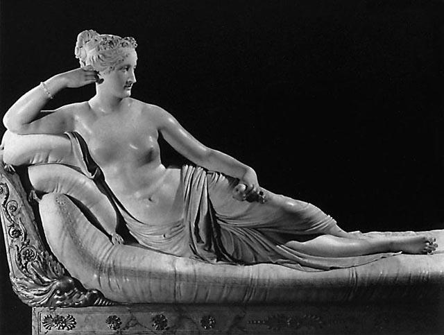 Canova_Pauline_Borghese_as_Venus