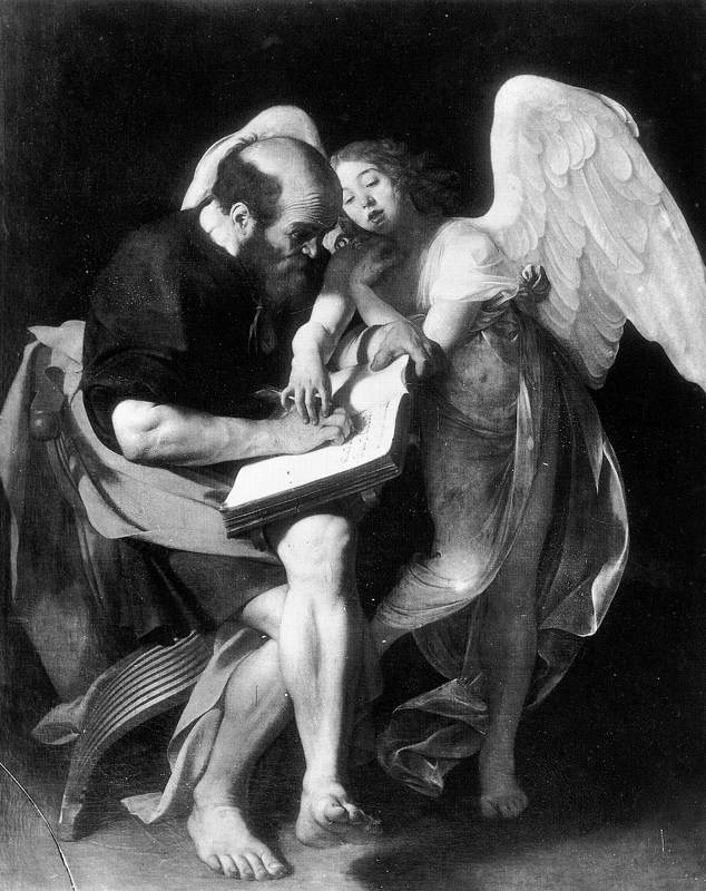 Caravaggio_St_Matthew_and_the_Angel_1602