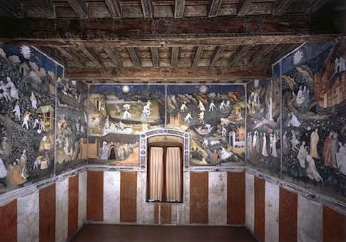 Castello_del_Buonconsiglio_murals_c1400