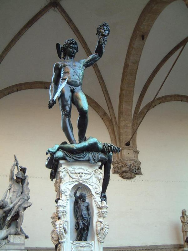Cellini_Perseus_Bronze_Statue