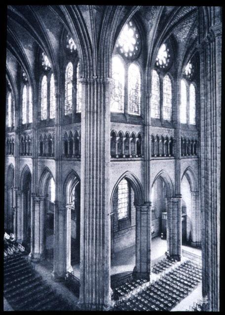 Chartres_interior