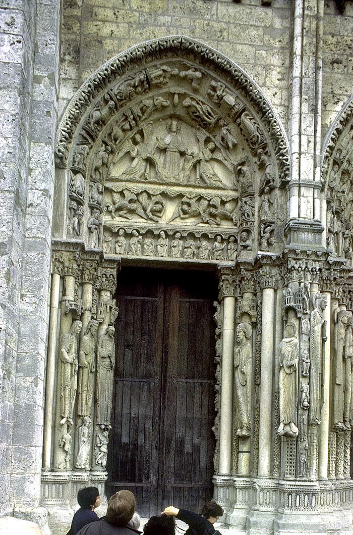 Chartres_West_Portal