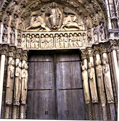 Chatres_west_facade_central_portal