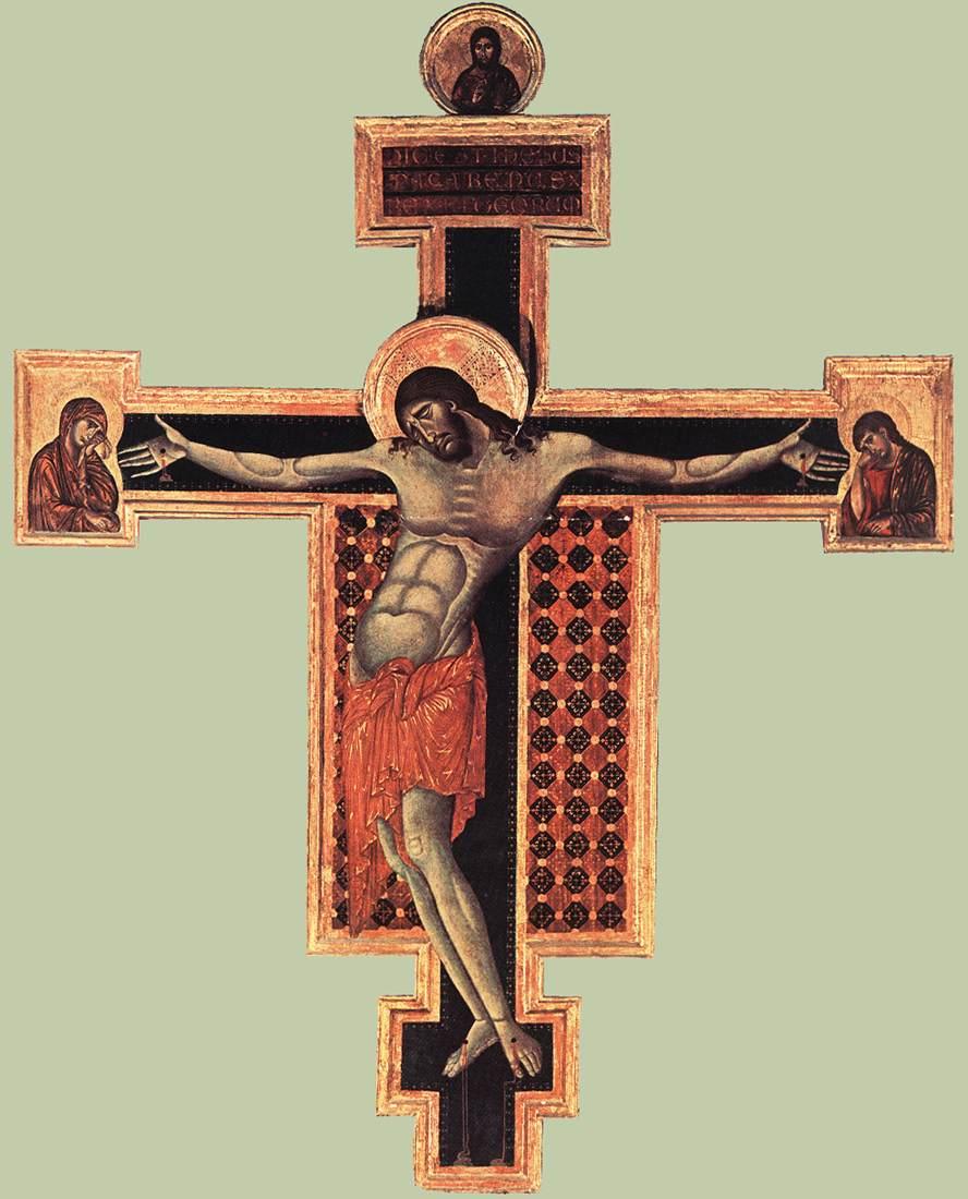 Cimabue_S_Domenico_Crucifix_Arezzo_c1275