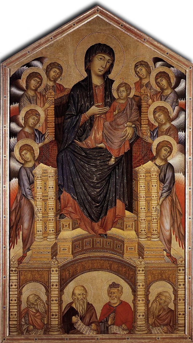 Cimabue_S_Trinita_Madonna_c1280