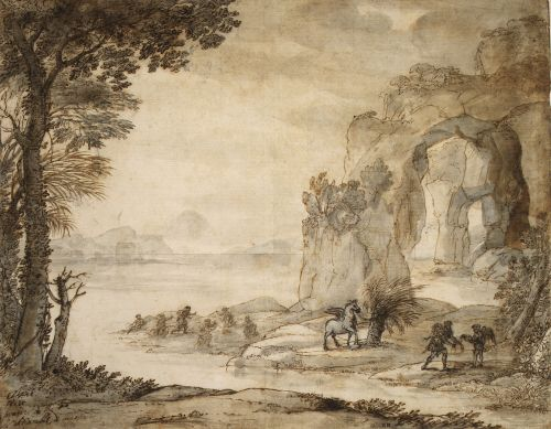 Claude_Perseus_and_the_Origins_of_Coral_1674_drawing