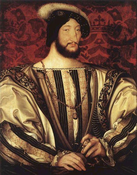 Clouet Francois I 1520s
