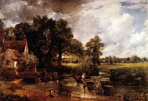 Constable_Haywain_1821