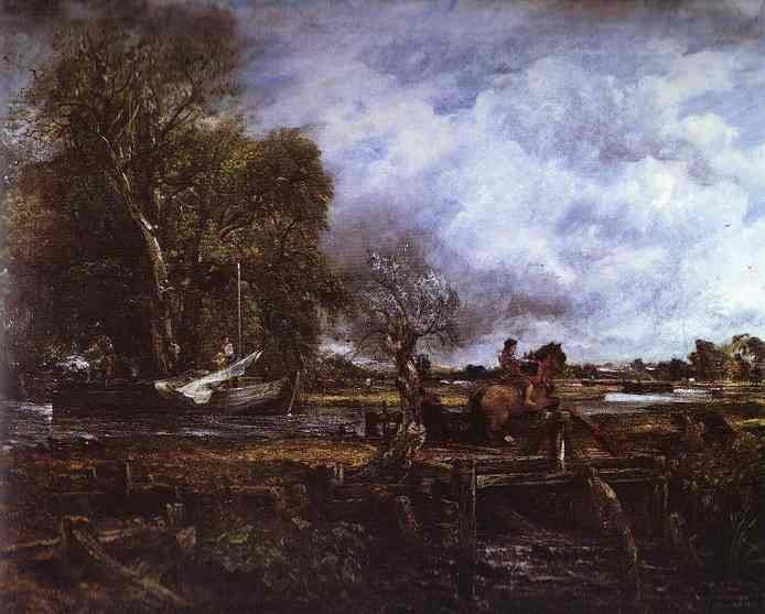 Constable_Leaping_Horse