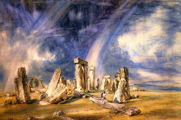 Constable_Stonehenge