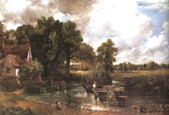 Constable_The_Haywain_1821