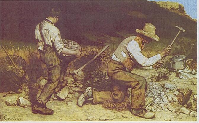 Courbet_The_Stonebreakers_1849