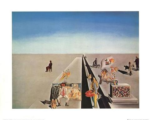 Dali_The_First_Days_of_Spring_1929