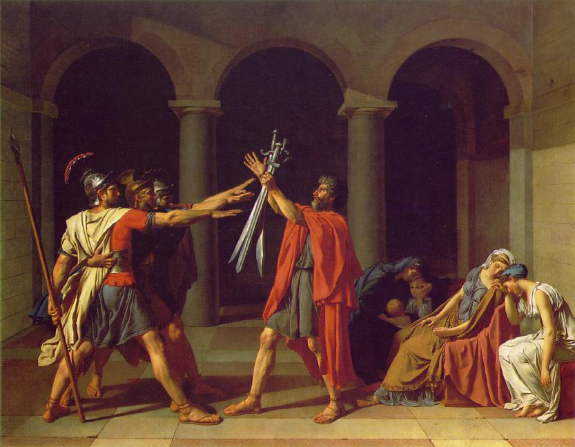 David_The_Oath_of_the_Horatii_1784