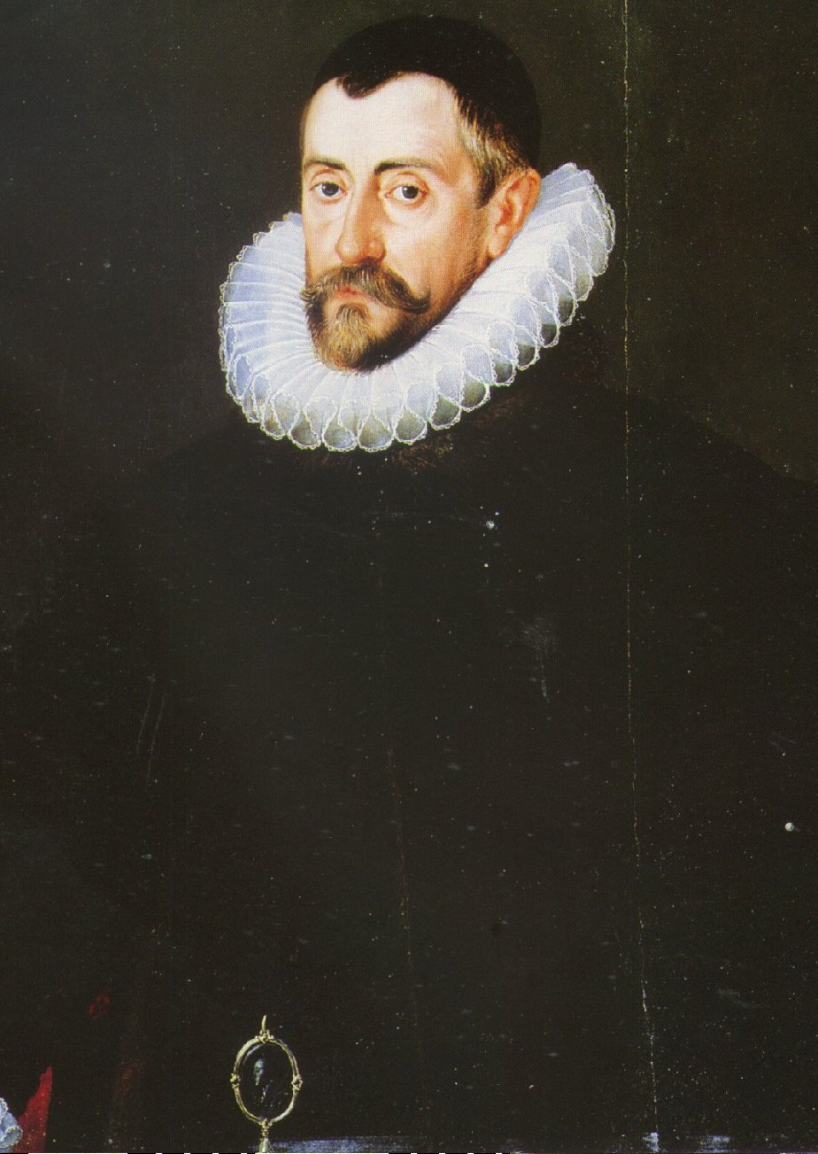John de Critz the Elder, Sir Francis Walsingham, c. 1587