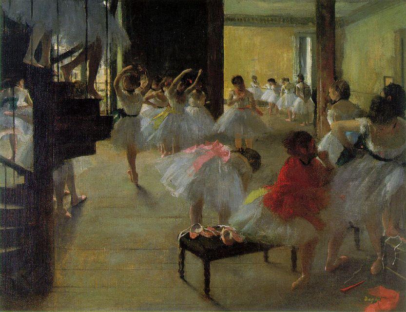 Degas_Ecole_de_danse