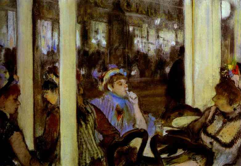 Degas_Women_on_a_Cafe_Terrace_1877