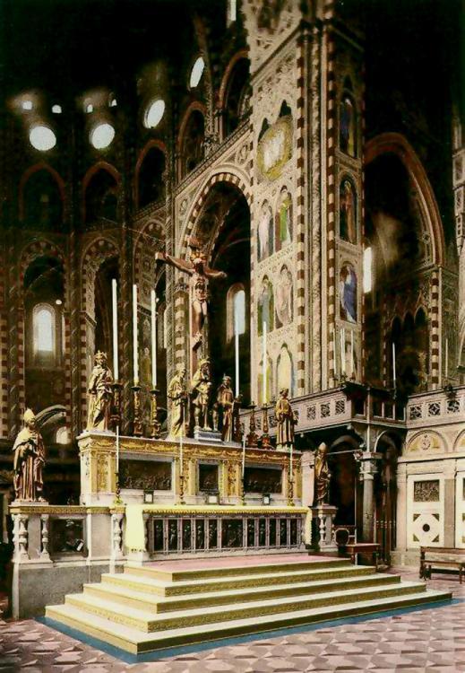 Donatello_Altar_Padua_1450