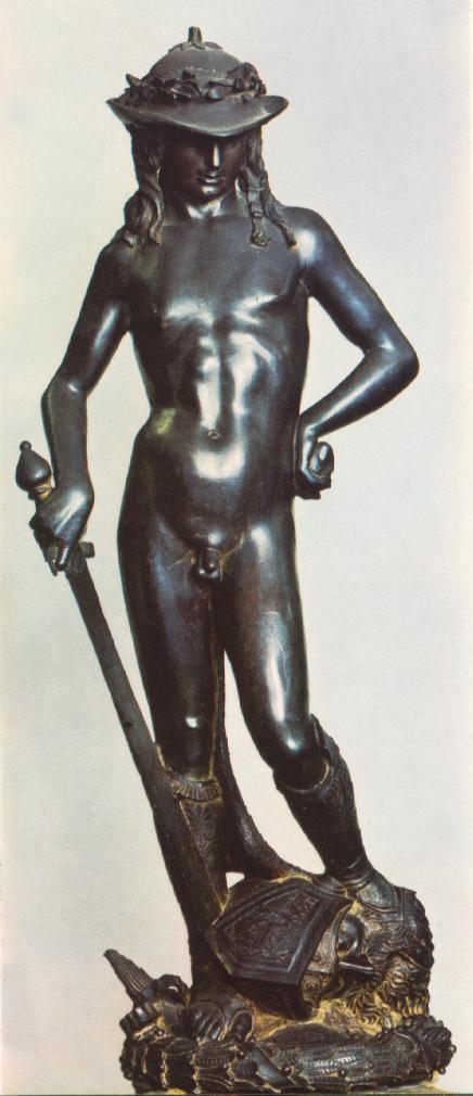 Donatello_David
