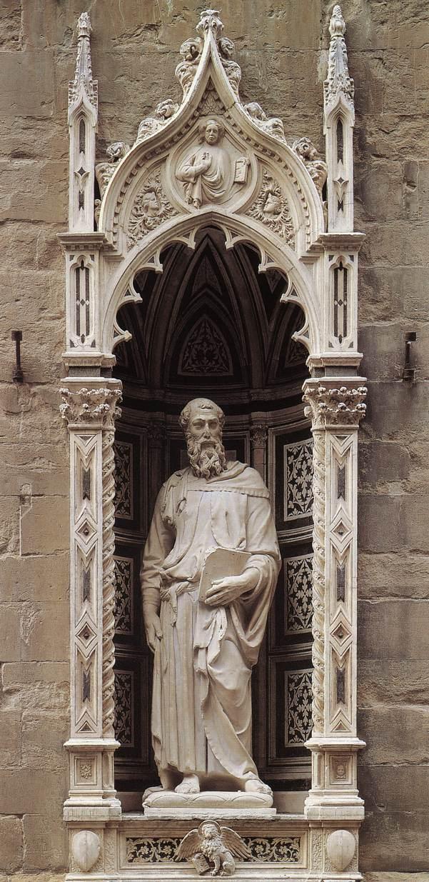 Donatello_St_Mark_Orsanmichelle_1411_marble