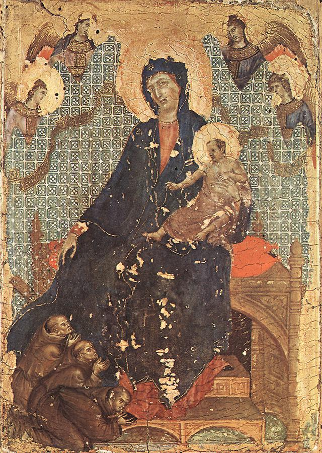 Duccio_Madonna_of_the_Franciscans