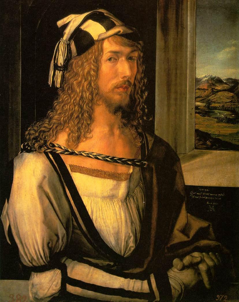 Durer_Self-Portrait_at_26_1498