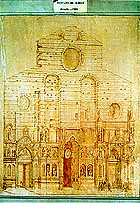 Florence_Duomo_facade_drawing_1587