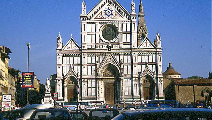 Florence_Santa_Croce_exterior