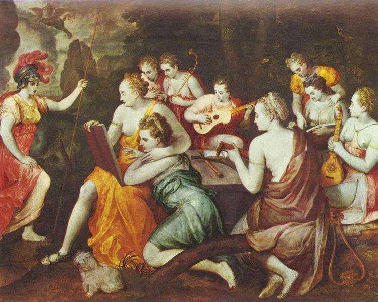 Floris Athena c1560